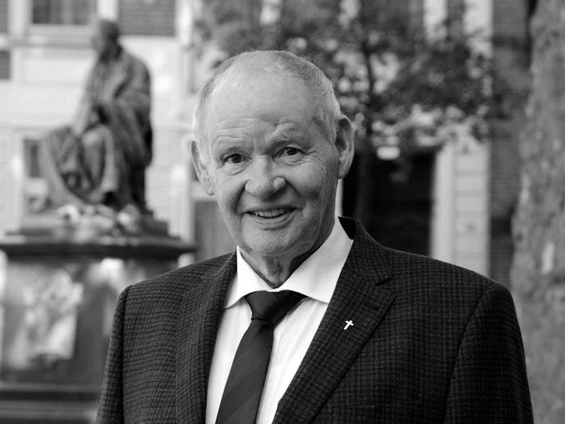 Alt-Propst Dr. Josef Reuter † 2021, Foto: Kaiser, Wolfgang (wka)