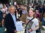 RP-Sommergespräch - Naturschützer wollen in den Stadtrat